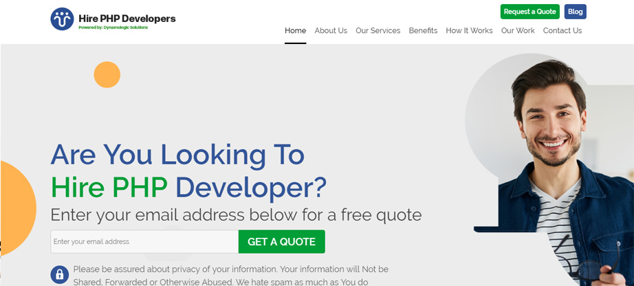 hire PHP developers upwork alternatives