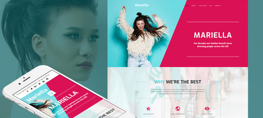 digital lookbook template mariela