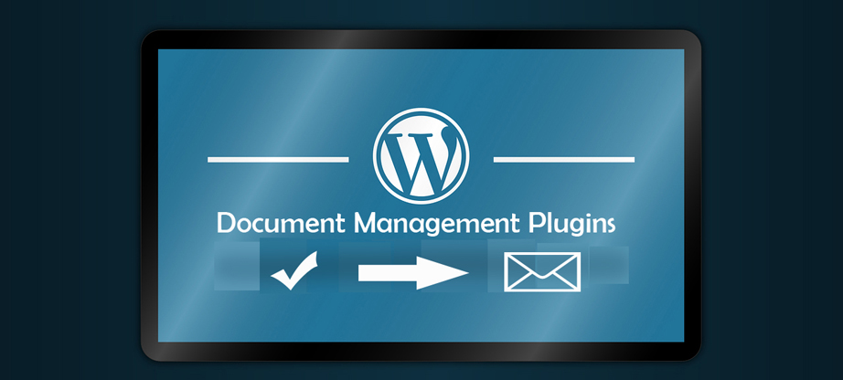 wordpress document management plugins