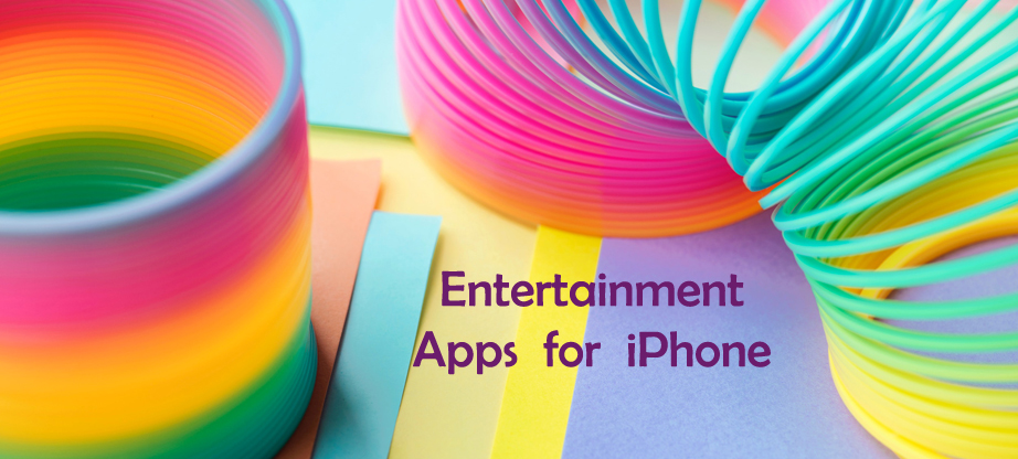 Entertainment Apps for iPhone