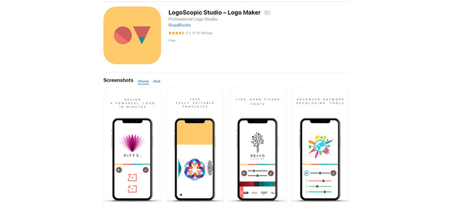 LogoScopic Studio
