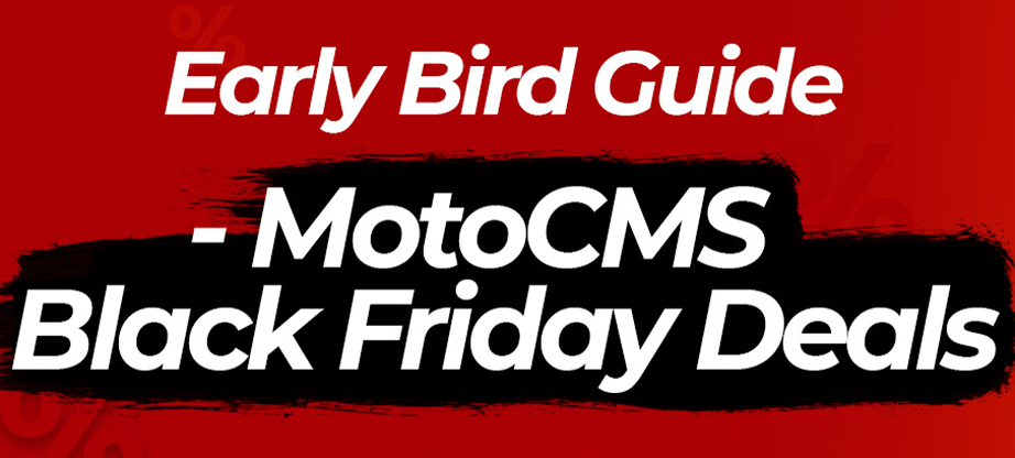 MotoCMS-black-friday-sale