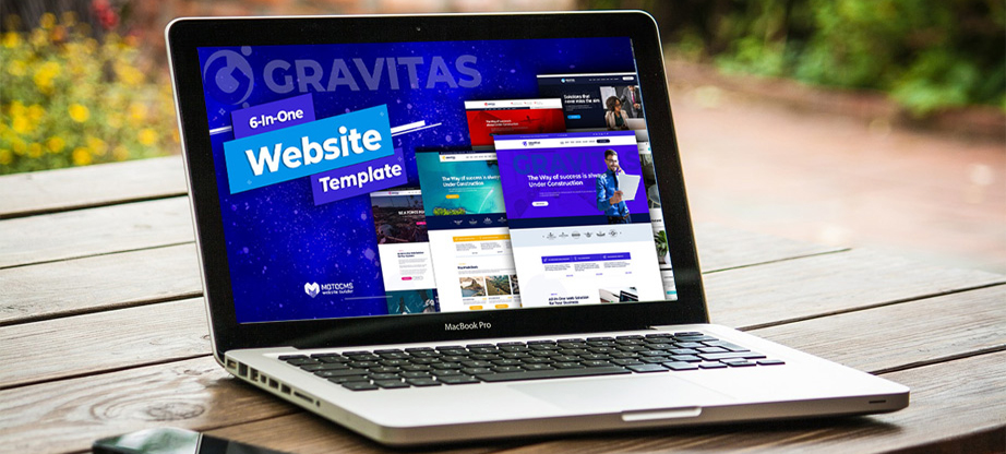 gravitas create your business website
