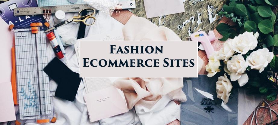 fashion ecommerce sites