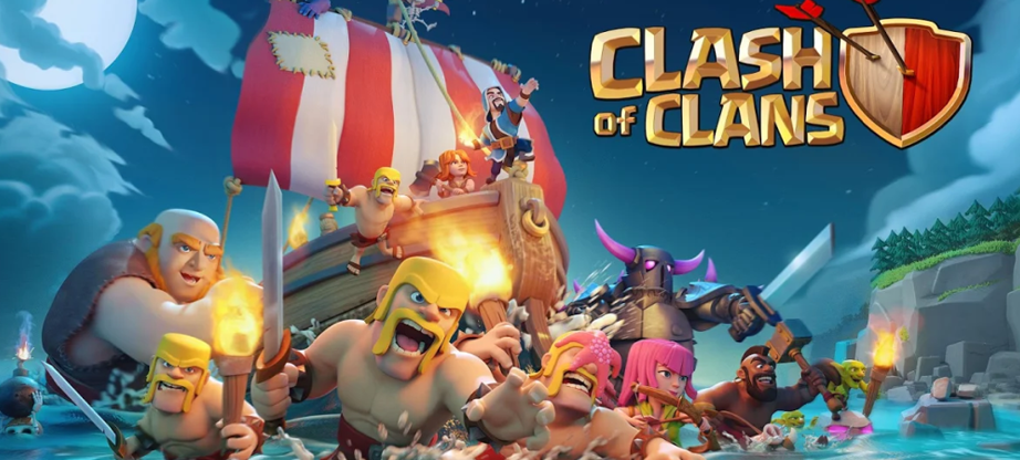 Clash of Clans Entertainment Apps for iPhone