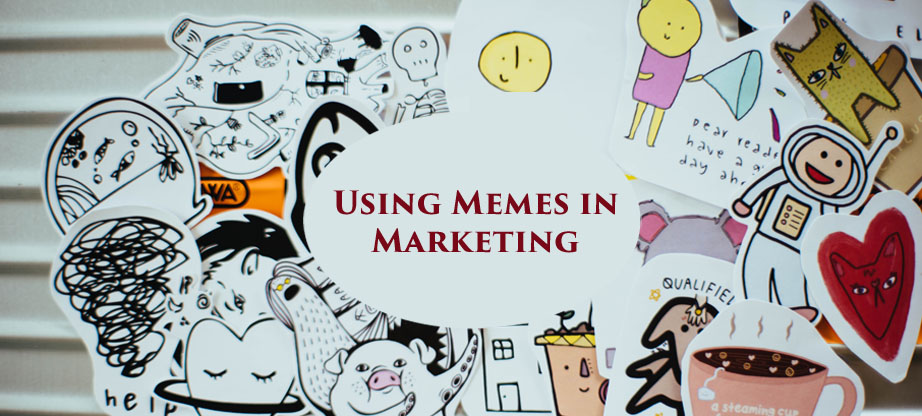 using memes in marketing