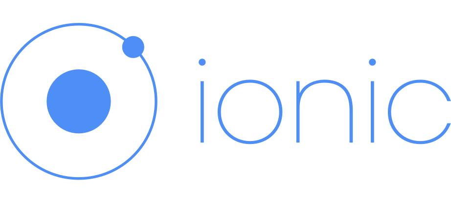 ionic hybrid app framework