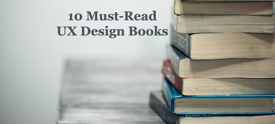 10 Must-Read UX design books