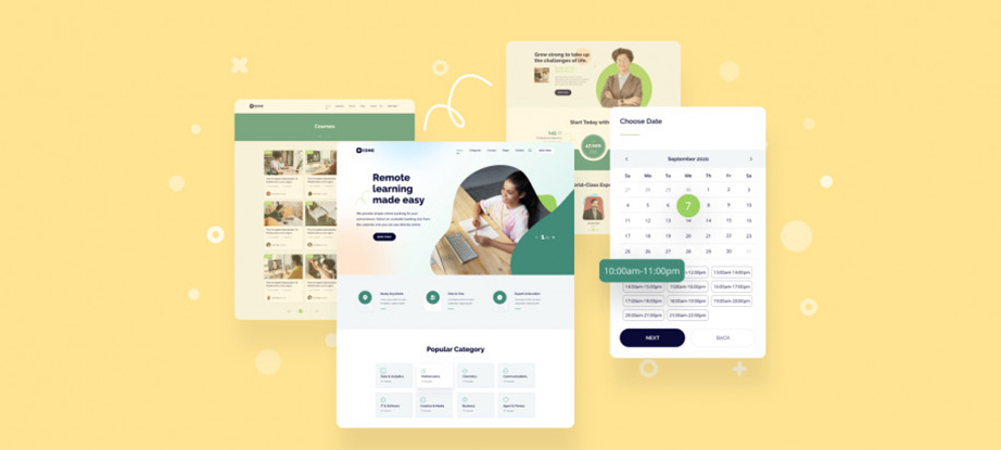 Edme WordPress Education Theme