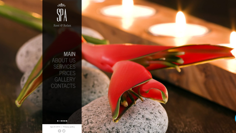 website templates motocms spa