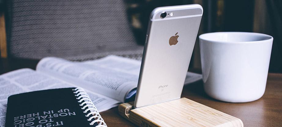 books on phone