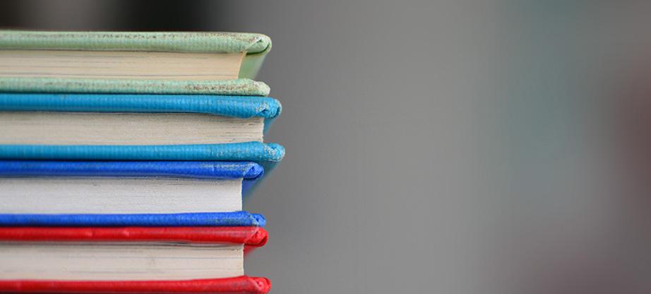 multicolor books