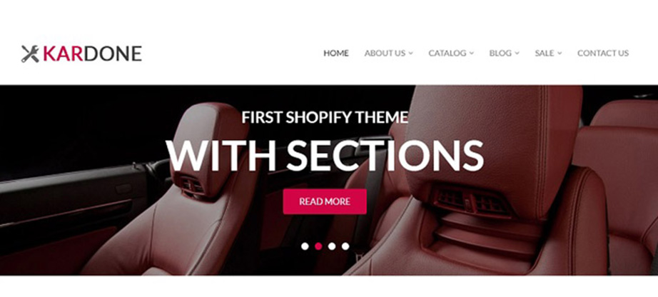 Best Converting Shopify Themes -