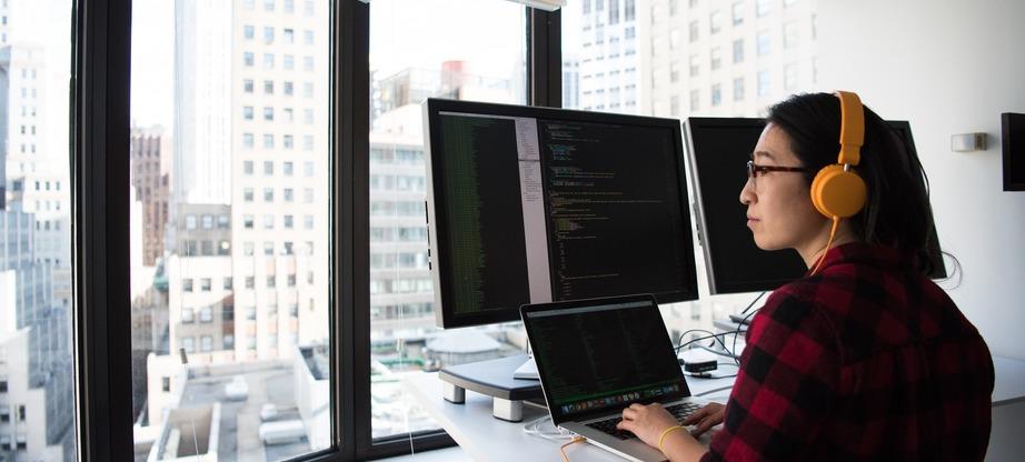 get your first web developer job