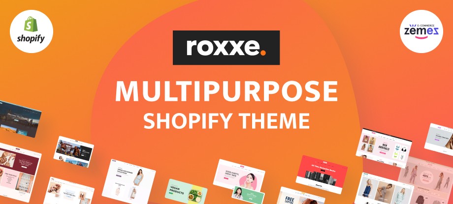 How to Start Online Business Store - Roxxe Shopify Template