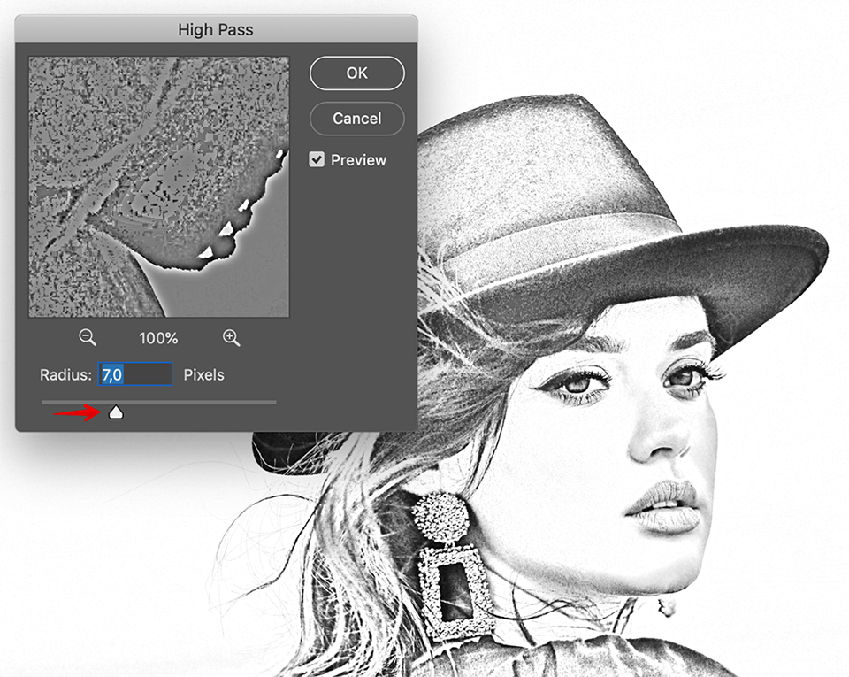 turn-photo-into-sketch-use-high-pass