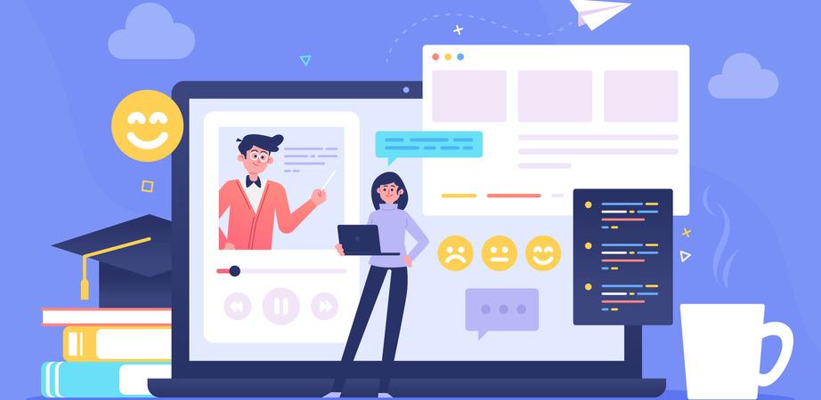 Interactivity in eLearning