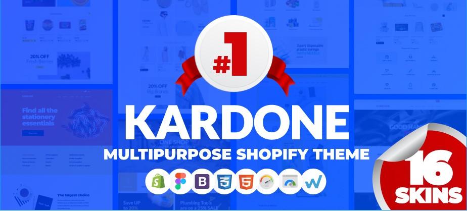 kardone shopify theme