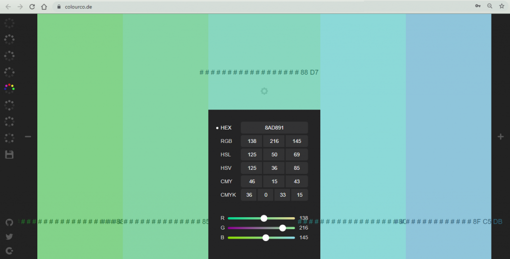 colorcode Color Tools For Web Designers